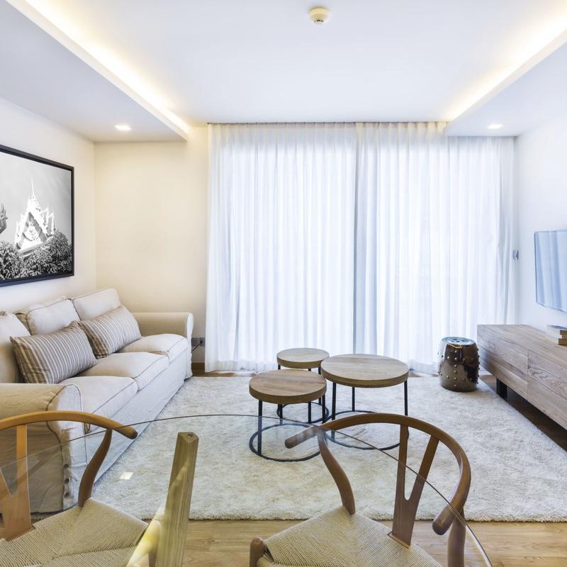 Proyectos de interiores: Servicios de Gabinete Arquitectura Técnica José Andrés Roa Corcuera