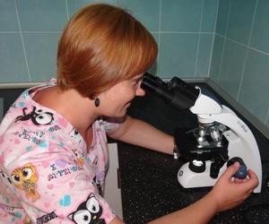 Evaluación microscópica - citología