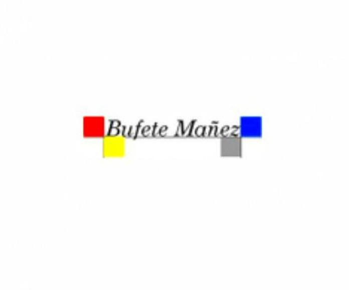 Currículum Vitae Bufete Máñez
