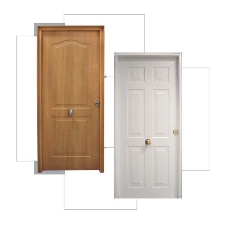 Puertas: Productos de HIERROS SAN CAYETANO