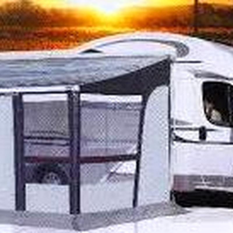 Toldos autocaravana,caravana o van.: Catálogo de Caravanas Molina