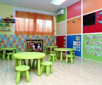 Psicomotricidad Infantil: Catálogo de Centro Infantil Gente Pequeña