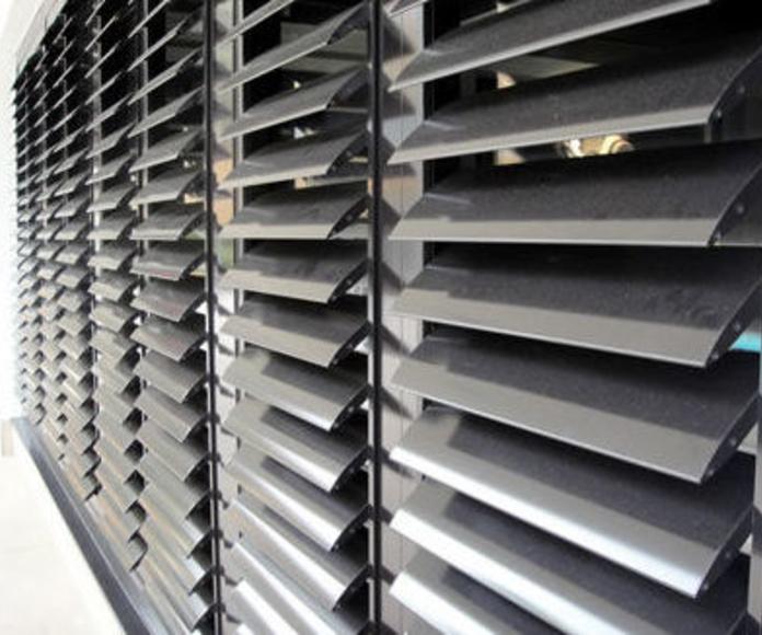 Celosia fija: Productos y servicios de Metal Masa, S.L.