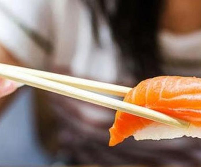 Comer Sushi en Malaga
