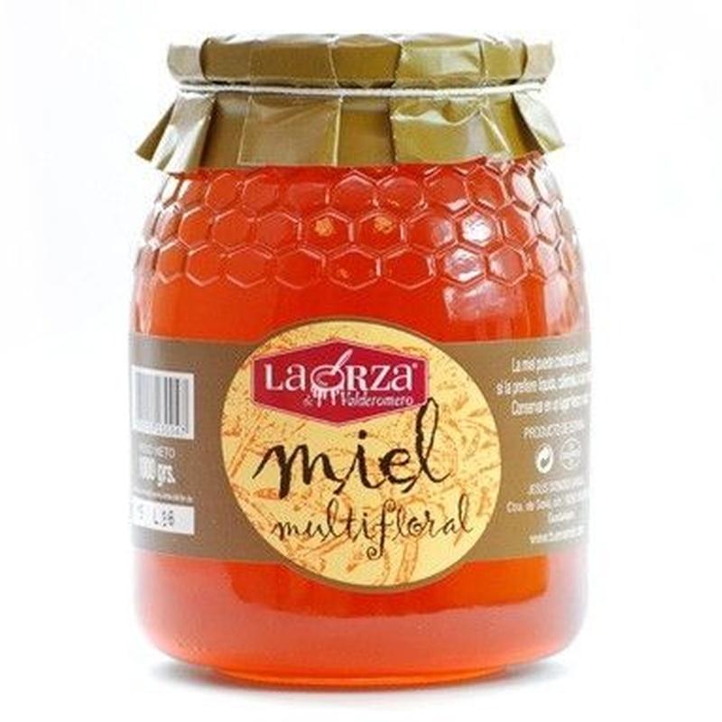 """Miel multifloral """"La Orrza"""" 1000 grs: Productos. Acceso On Line de El Colmenar de Valderromero"""