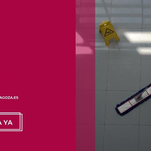 Servicios de limpiezaZaragoza | ServiClean