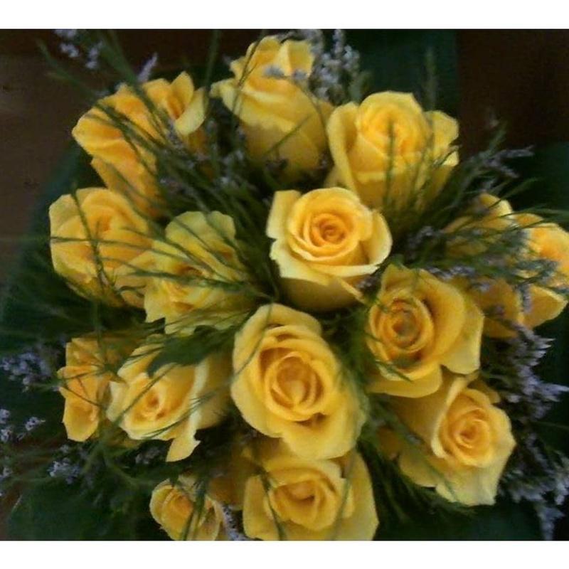 Ramo de rosas: Catálogo de FLORISTERÍA JOMACO  Tanatorio As Burgas
