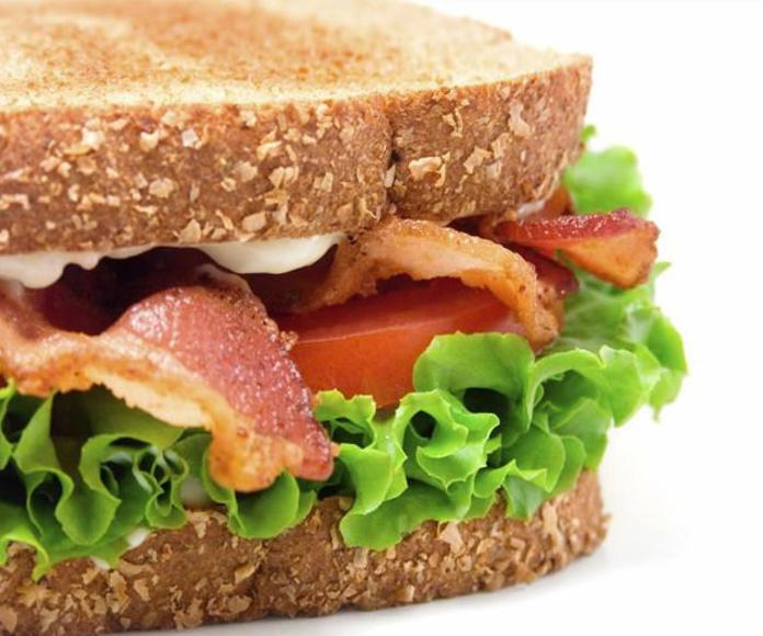 Sándwich: Menú de O Rei Do Bocadillo