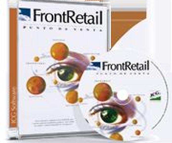 FrontRetail: Productos y Servicios de Inosca