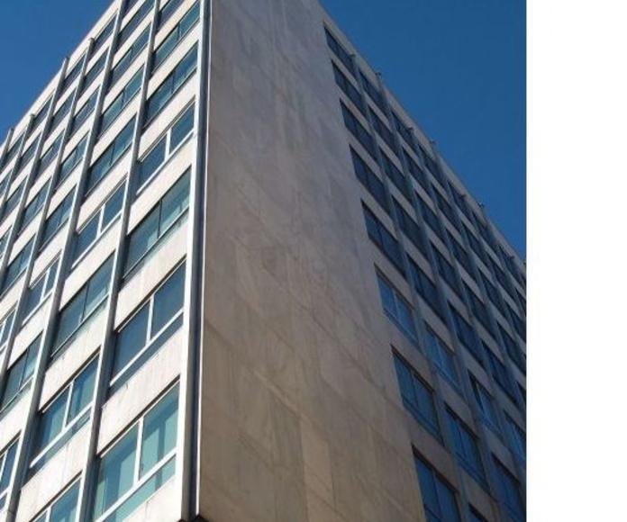 Rehabilitación fachadas: Servicios of SanReforma