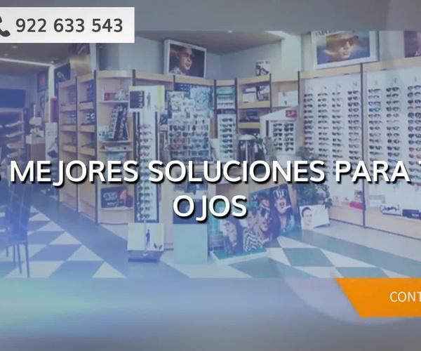 Especialistas en optometría en La Laguna | Óptica Candilas