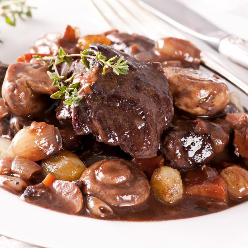 Nuestras carnes: Nuestros platos de Cafetería Restaurante La Victoria