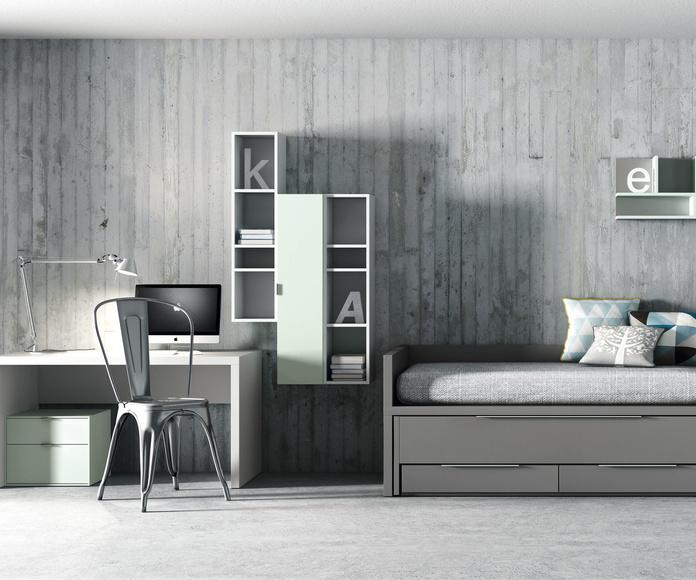 Compacto 4: Nuestros muebles de Muebles Aguado
