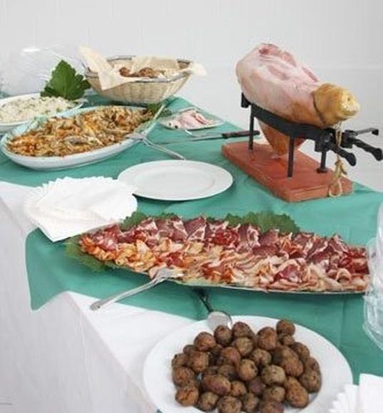 Servicio de catering: Servicios de Remaes Gastrojamón