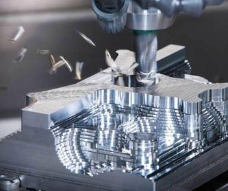 Construcción y reparación de componentes mecánicos: Nuestros servicios de Talleres Jesús Elorza