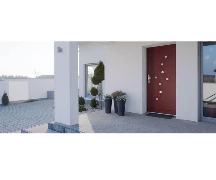 Puerta de seguridad Fichet Banniere, Stylea, Forstyl
