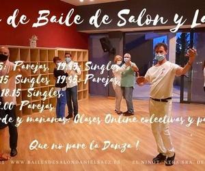 Clases de bailes latinos en Fuencarral Madrid | Bailes de Salón Daniel Sáez