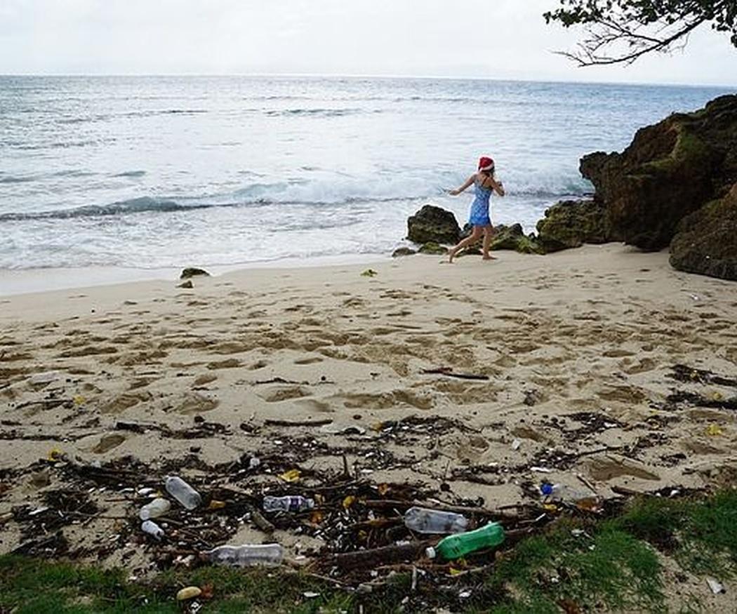 Plástico, el gran enemigo de nuestras costas