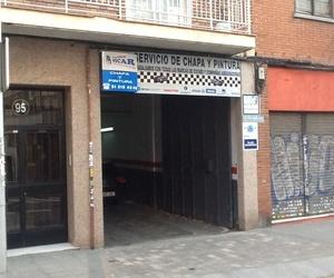 Taller de chapa y pintura en Madrid