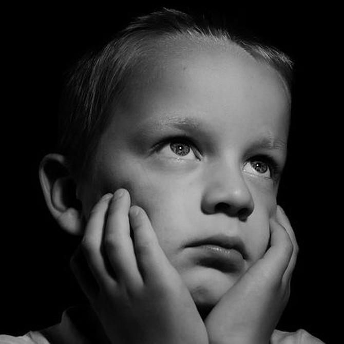 Los más pequeños también sufren ansiedad