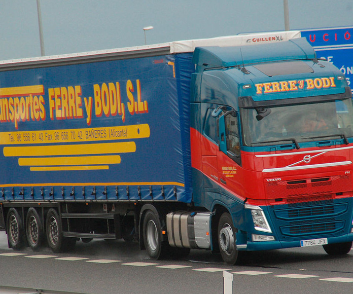 Transportes Ferre y Bodi S.L