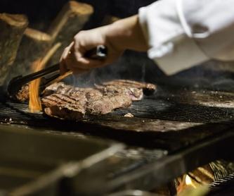 MENÚ 4 :  de Restaurante El Vidueño