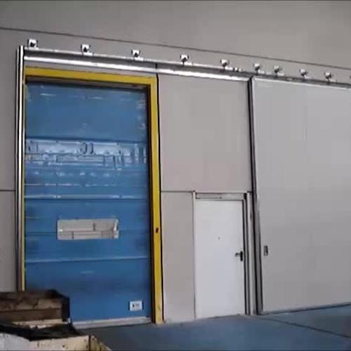 Instalación puertas cortafuegos en Navarra