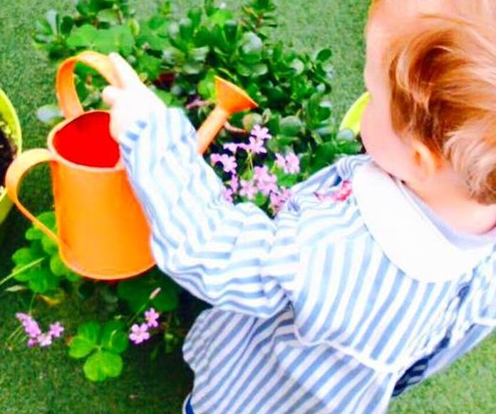 Huerto escolar: Nuestro método de Little Friends