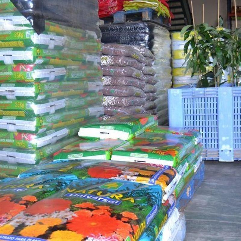 Fertilizantes y sustratos para agricultura y jardinería: Productos de Agro Garden