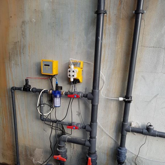 Tratamientos de aguas: Servicios de Instalaciones Alba