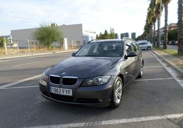 BMW 320 TOURING 177 CV AÑO 2008 145000 9700 €uros
