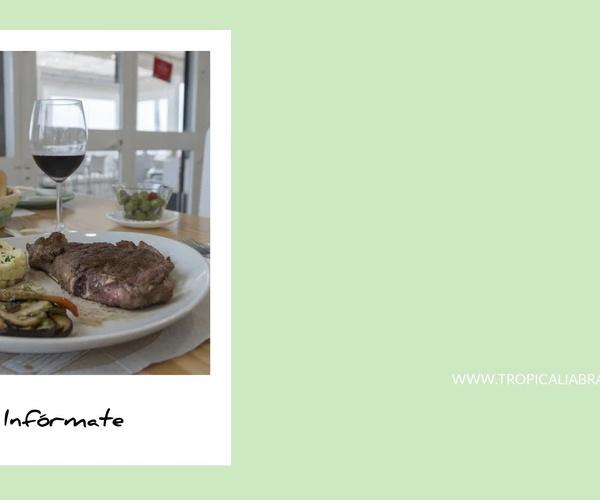 Donde cenar en Cádiz | Tropicalia Brasas Cádiz