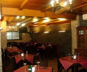Decoración en madera para restaurantes