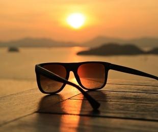 5 razones para usar gafas de sol todo el año