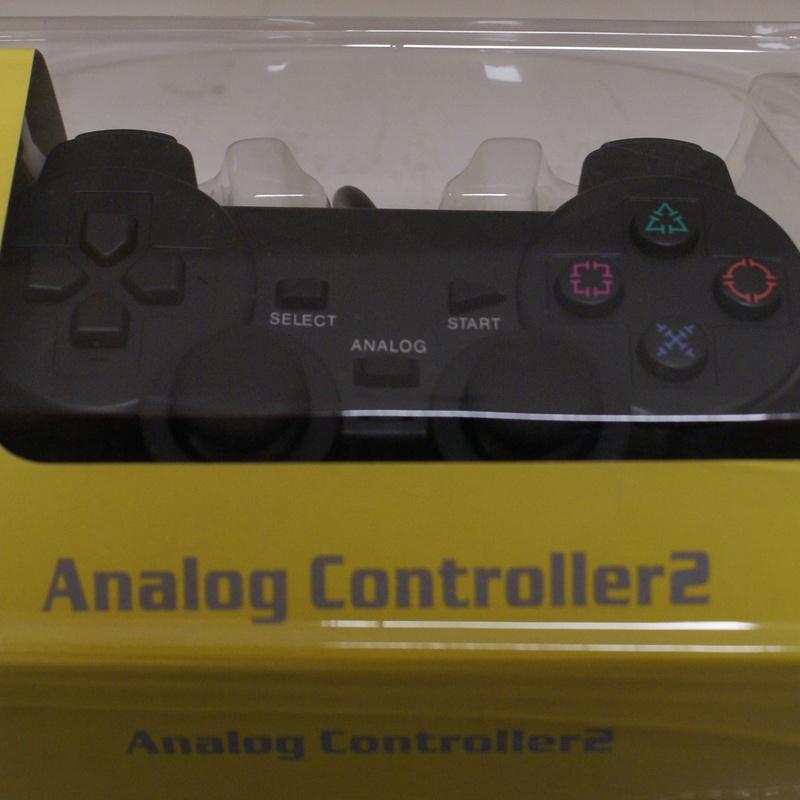 MANDO ANALOG CONTROLLER PS2: Catalogo de Ocasiones La Moneta