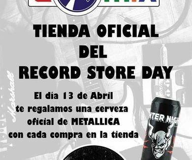 Tienda oficial del Record Store Day