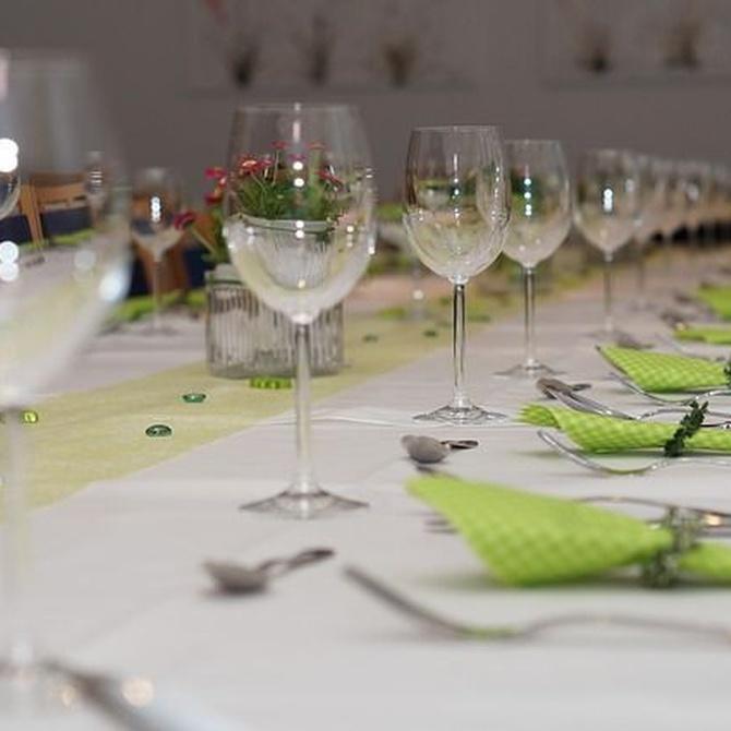 Ventajas de los restaurantes para comuniones