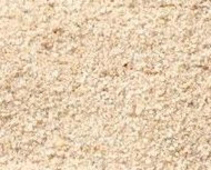Arena de silice seca