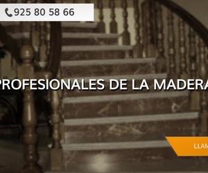 Puertas de madera en Toledo | Industrias de la Madera, S.C.