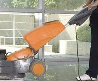 Limpieza de oficinas: Servicios de LIMPIEZAS RAMIREZ