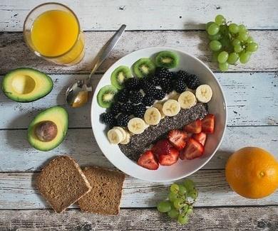 Adolescentes y formas de alimentarse