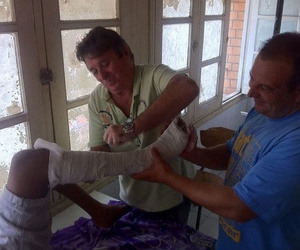 Cirugía ortopédica infantil Málaga