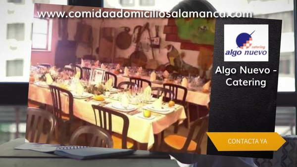 Servicio de catering en Salamanca con la mejor relación calidad-precio.