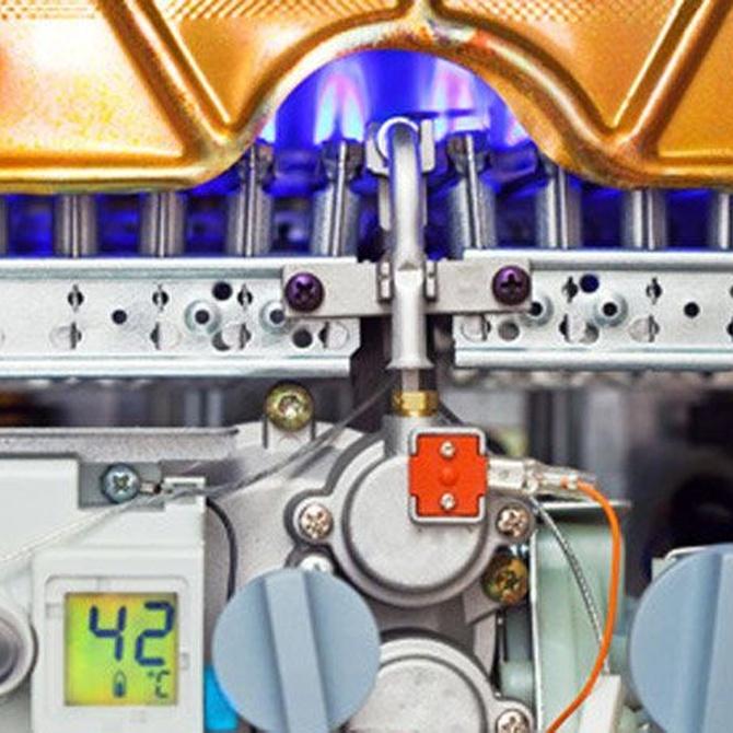 Precauciones básicas para calderas de gas