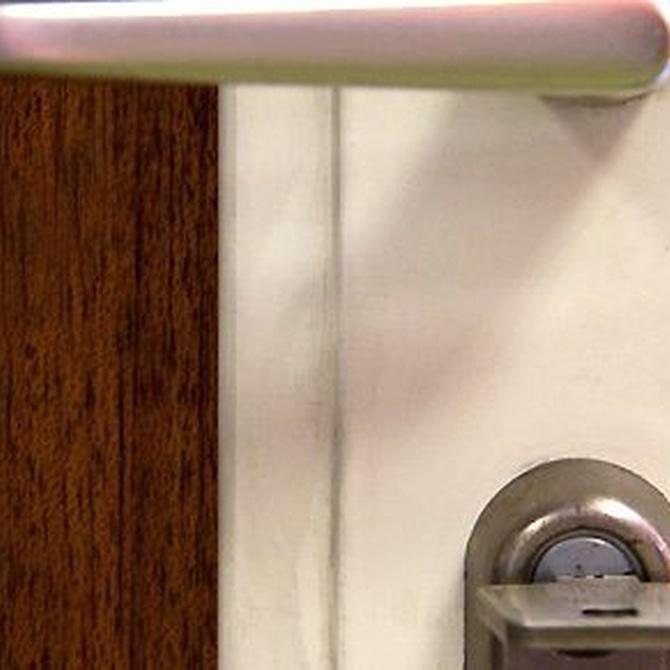 ¿Qué puertas son más seguras?