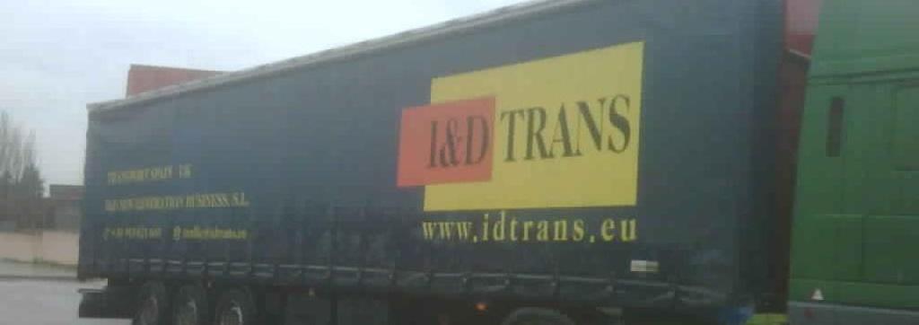 Empresas de logística en Guipúzcoa | I & D Trans
