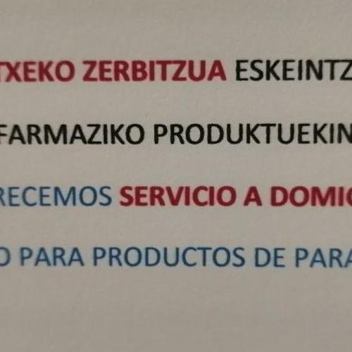 Farmacias especializadas en Hernani: Farmacia Aldabe
