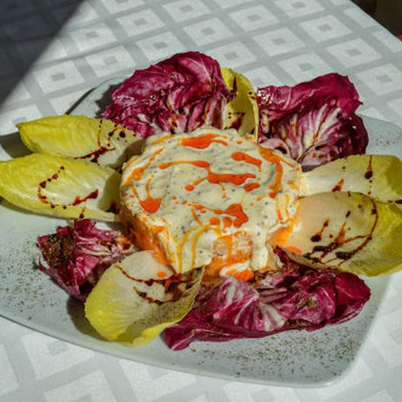 Menú 1: Platos de Restaurante La Sartén