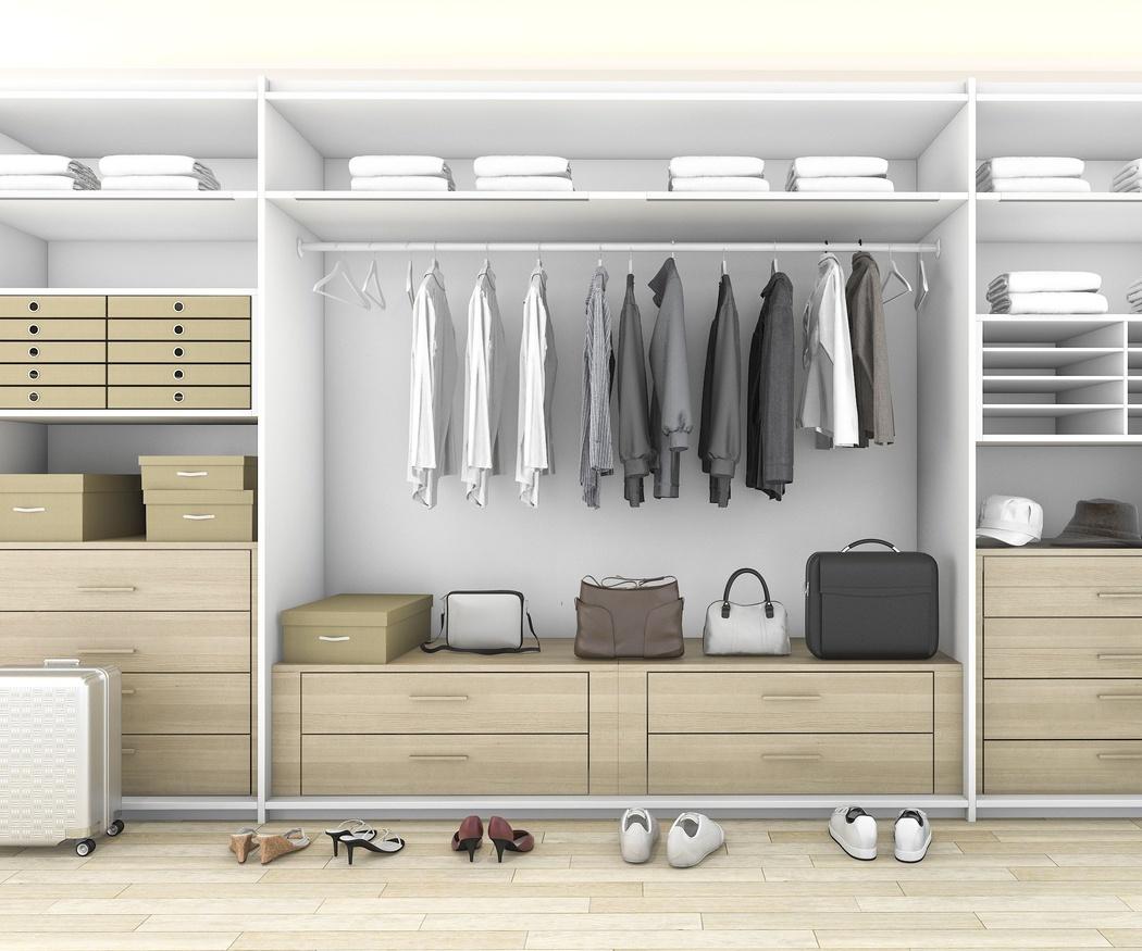 Por qué poner armarios a medida