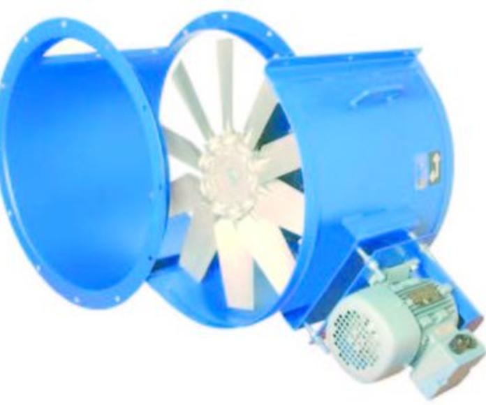 Cabinas de pintura: Productos y servicios   de Difusión y Ventilación (Divent)